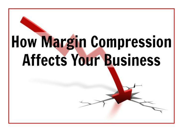 How Margin Compression Affects Your Business - By Nick Bideshi | IQM Blog | www.industrialq.com | Marketing Agency | Consulting firm