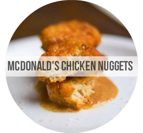 Homemade McDonald's Chicken Nuggets   23 Copycat Recipes For Your Favorite Fast Foods