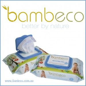 Bambeco Natural Baby Wipes