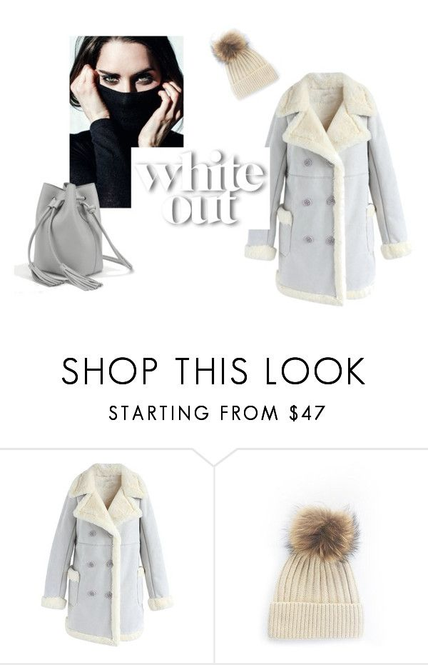 """""""1"""" by valentina-badeanu on Polyvore featuring Chicwish"""
