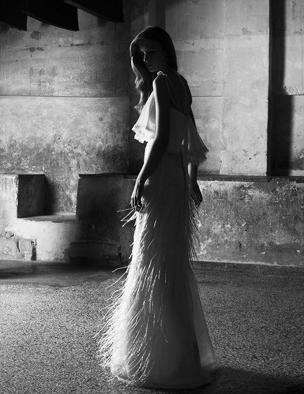 Νυφικα 2015 Κατια Δελατολα |I dreamt of a Butterfly  See more on Love4Weddings  http://www.love4weddings.gr/wedding-dresses-2015-katia-delatola/  Photography by YIORGOS KAPLANIDIS   http://www.yiorgoskaplanidis.com