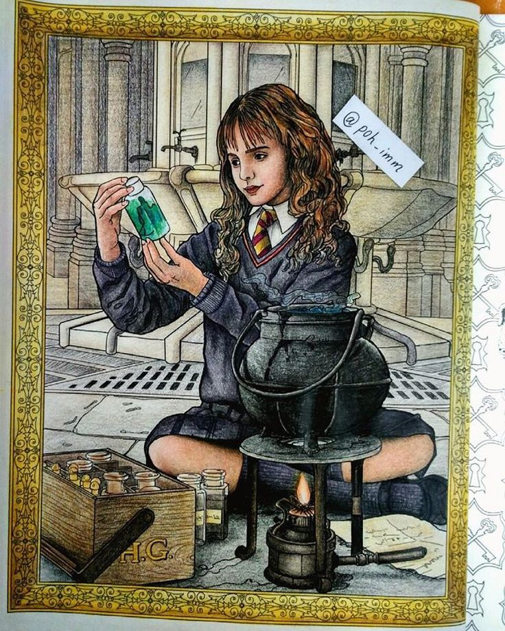 Drawing Photography DIY Harry PotterYotsubaMinionsDisney Thanks For Following Me Potter Coloring BookHarry