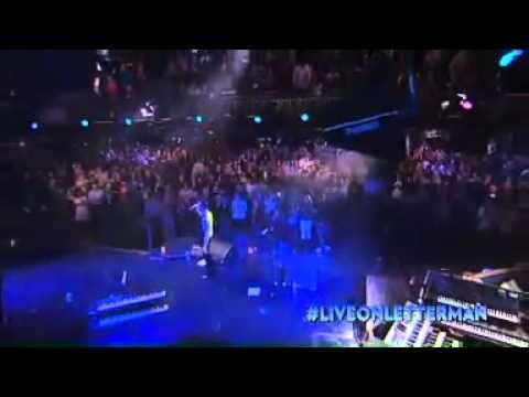 Depeche Mode - Live On Letterman (March, 11th 2013 @ Ed Sullivan Theater NY)  01. Angel  02. Should Be Higher  03. Walking In My Shoes  04. Barrel Of A Gun  05. Heaven  06. Personal Jesus  07. Soft Touch / Raw Nerve  08. Soothe My Soul  09. Enjoy The Silence