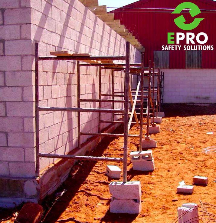 #EPROSafety #Safety #Training #SafetyTraining #Construction #Equipment #Instructor #Classroom #OSHA #Business #Entrepreneur #Unsafe #Fail #scaffolding