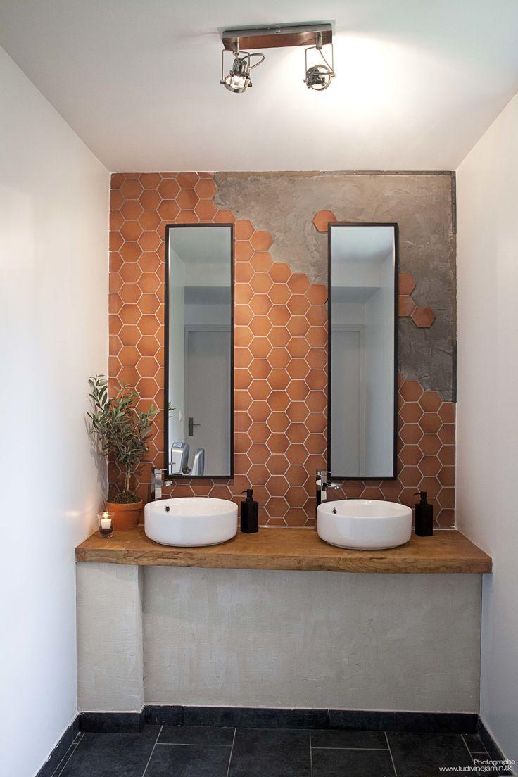 Salle de bain retro leroy merlin: leroy merlin env euros / meuble ...