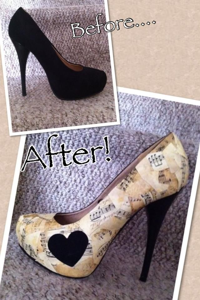 Customised shoes by Lish Designs! I think I am going to place an order! :-D