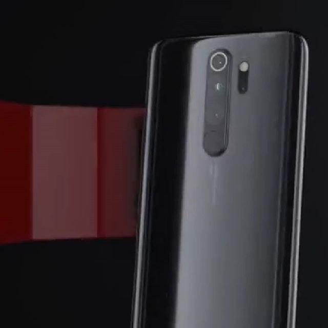 Redmi Note 8 Pro Black Color Variant Redmi Xiaomi Note8pro Note8 Xiaomi Galaxy Phone Samsung Galaxy Phone