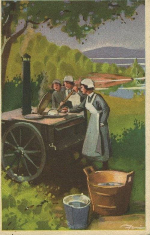 Lotta Svard Field Kitchen