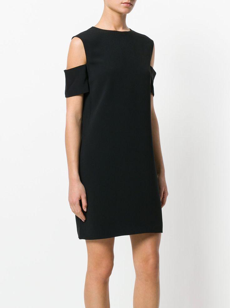 #helmutlang #mini #black #dress #new #woman #chic #style #fashion     www.jofre.eu