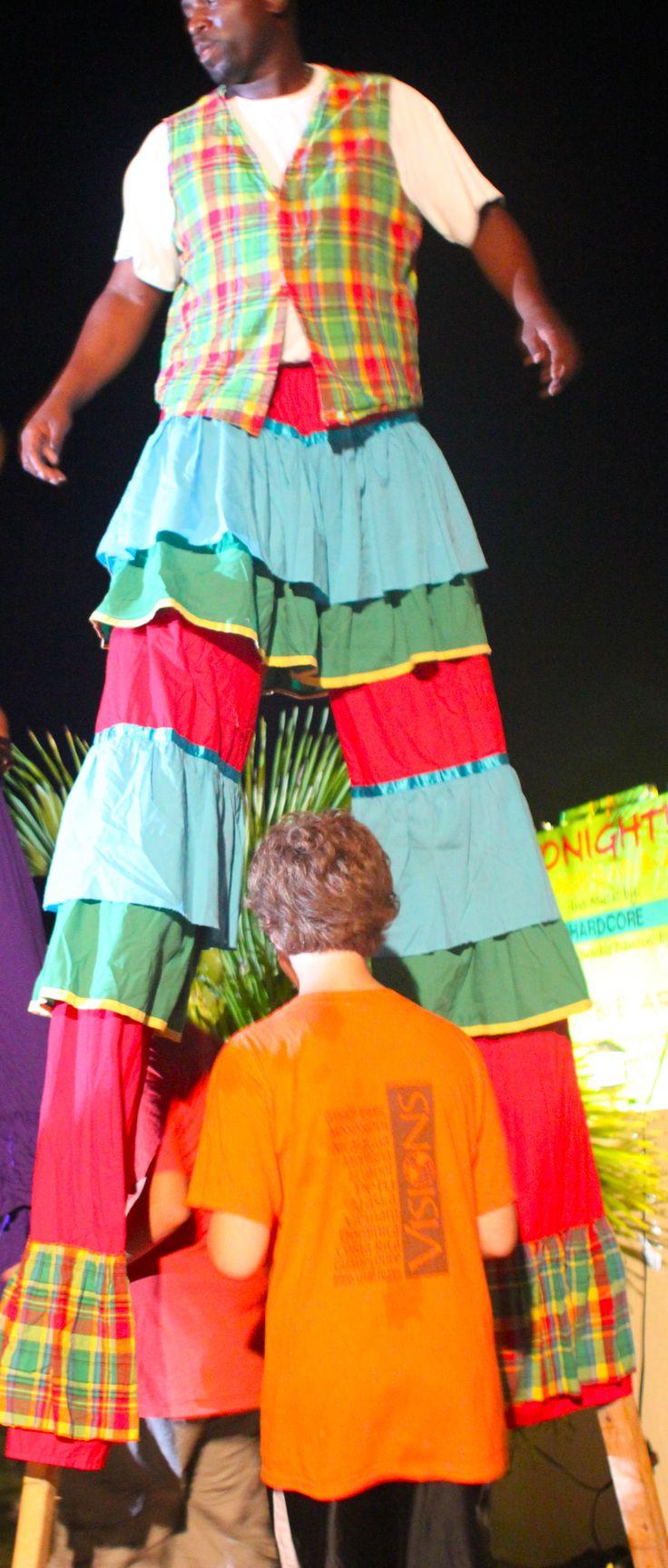 Carnival in the BVI