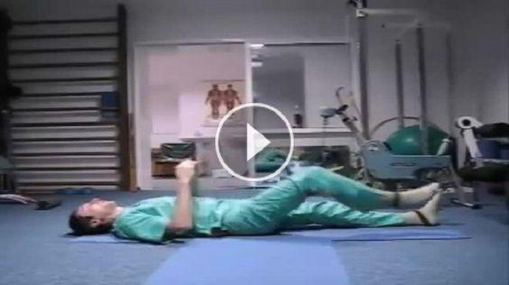 Špičkový ruský lekár vám predvedie ľahké cviky, pomocou ktorých sa vyhnete bolestiam prípadne operácií chrbtice!