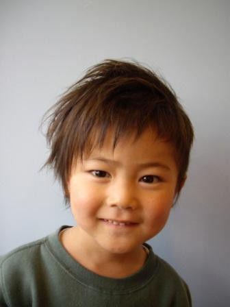 子供の髪型 男の子 ショートスタイル | 子供の髪型|キッズヘアーカタログ 2018