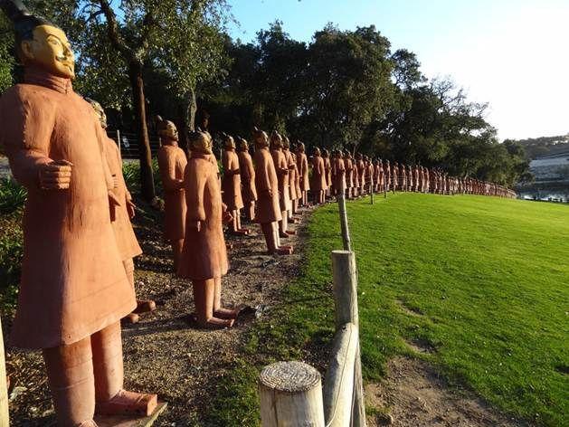 Buddha Eden - Exército de Terracota