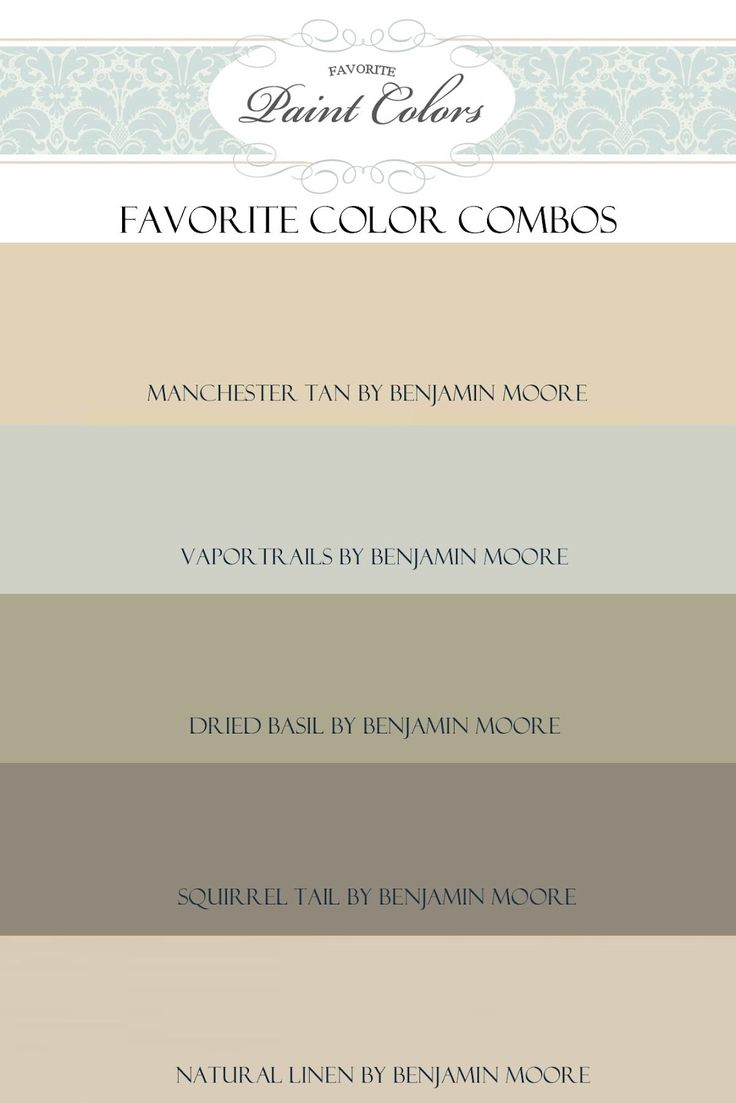 "A pinner said ""Favorite Paint Colors. Most of my house is vapor trails. It's the best blue without it looking like a baby boys room.  My bedroom is dried basil and I love the peacefulness!""  Natural linen is lovely for a baby girl's room."