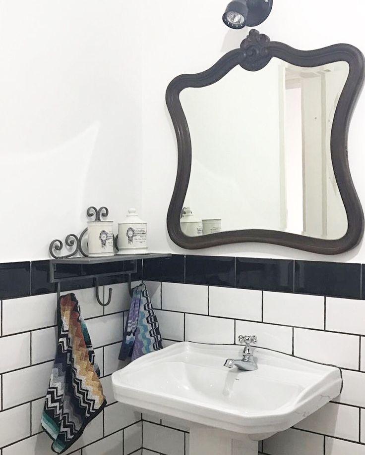 Banheiro Vintage