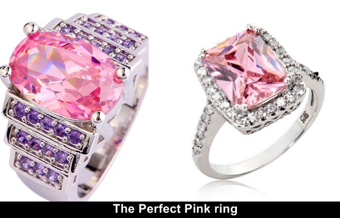 2015 The Perfect Pink ring is most expensive jewelry in expensive universe