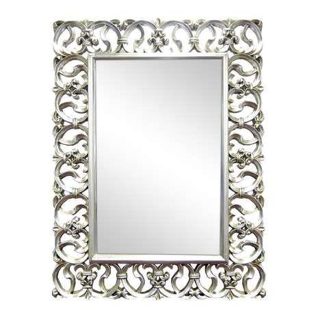 Ornate Highlife Framed Mirror