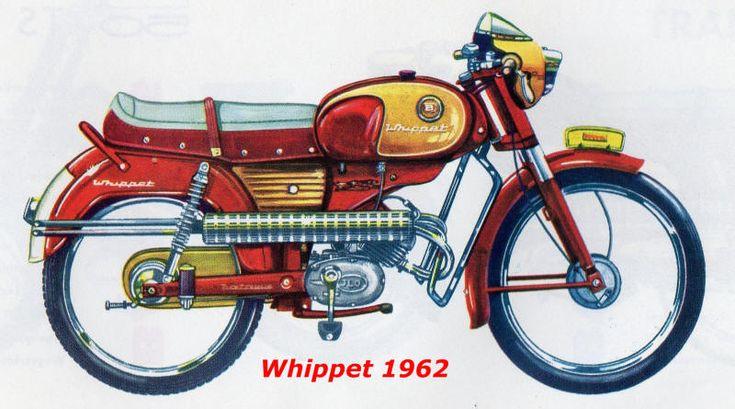 Batavus 1962 Whippet
