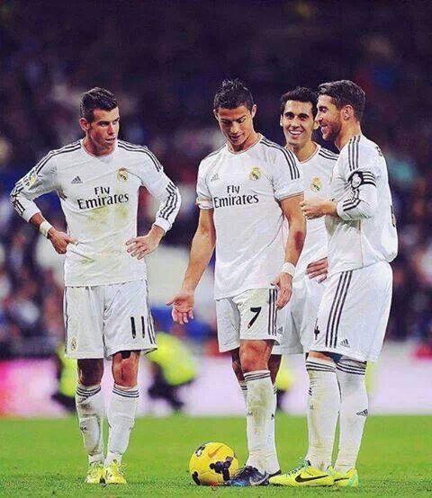Real Madrid Fc Log Standing