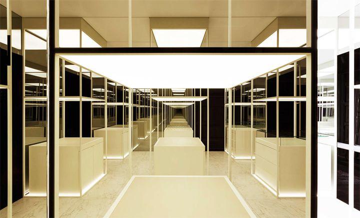 Kwanpen store by Betwin Space Design, Seoul