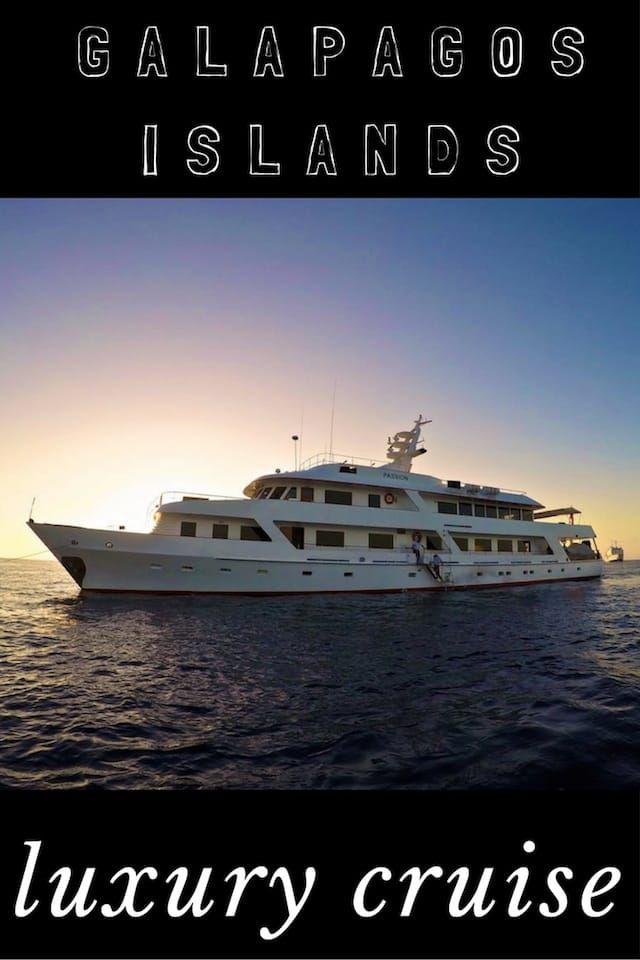 This is a review of our Galapagos luxury cruise aboard the excellent Passion yacht, following the Eastern islands itinerary