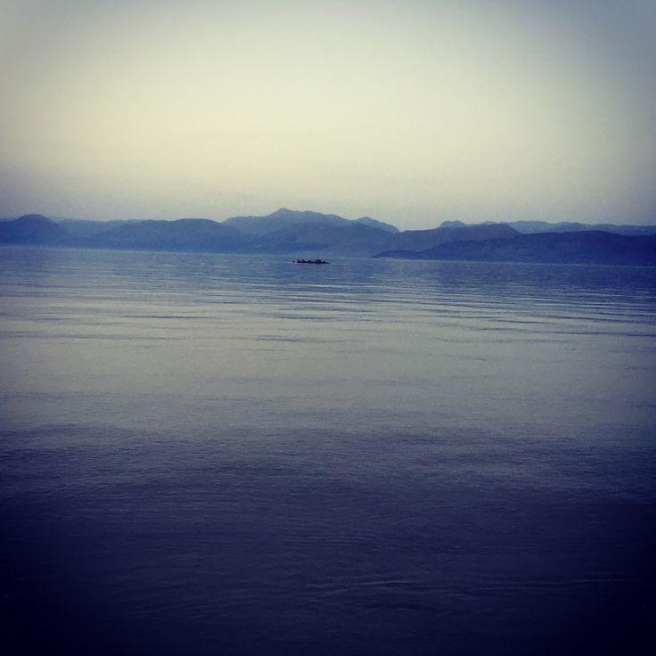 View of Albania