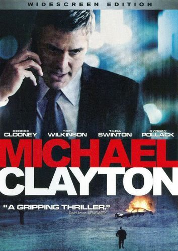 Michael Clayton [WS] [DVD] [2007]