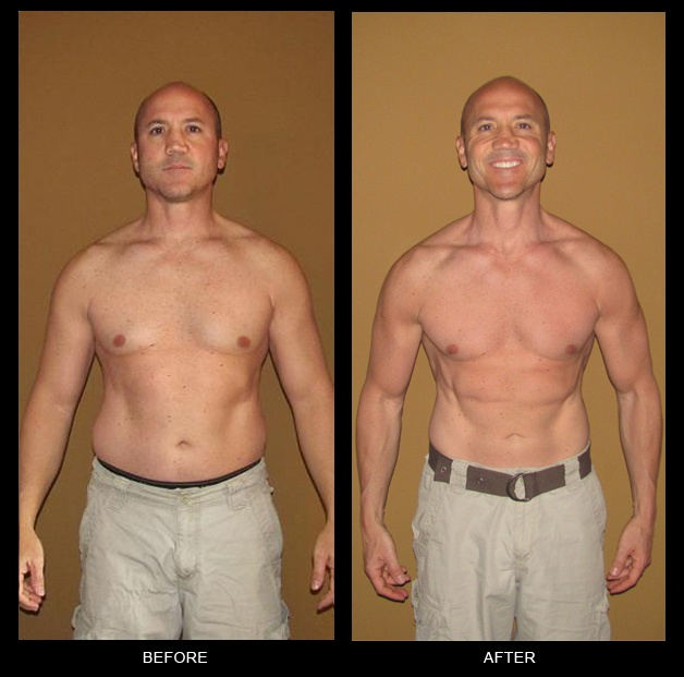 #P90X2 changed everything for Michael C. taking him from 168 pounds to 153 and g…