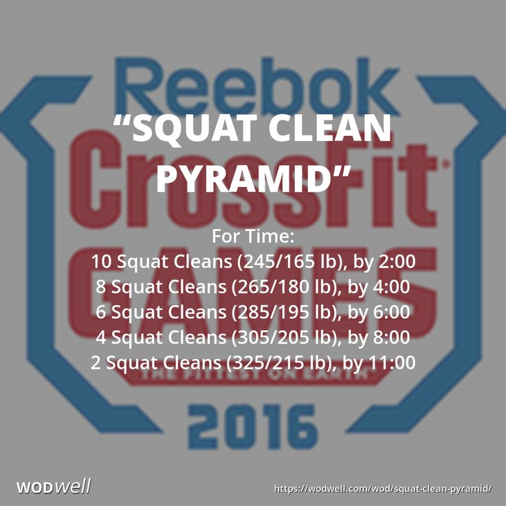 """The """"Squat Clean Pyramid"""" event was the 6th of 15 total workouts for individual competitors, on day 3 - Friday - of the 2016 CrossFit Games.  """"The CrossFit Games are the world's premier test to find the Fittest on Earth. They are world-renowned as a grueling test for the toughest athletes on Earth as well as a thrilling experience for spectators. Since its inception in 2007, the CrossFit Games became 'one of the fastest growing sports in America.'"""""""