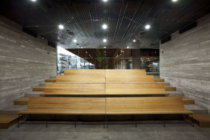 Culinary Art School / Jorge Gracia