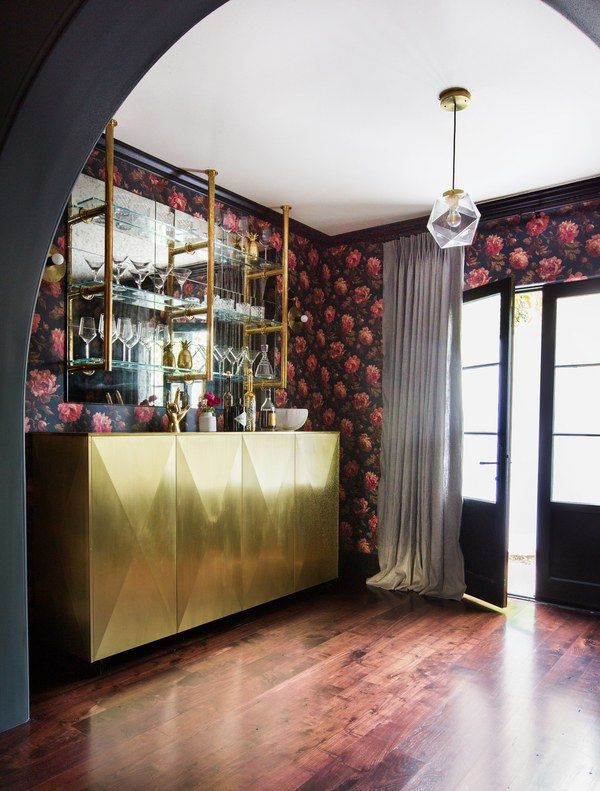 10 Rooms With Wallpaper Wow | Decorist