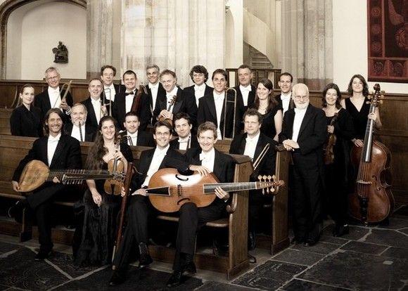 Flos Colende's 2013 (XVII) edition main event: Ton Koopman's Amsterdam Baroque Orchestra.  http://operaduomo.firenze.it/blog/posts/o-flos-colende-2013-xvii-edizione