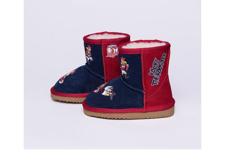 Sydney Roosters Kids Uggs