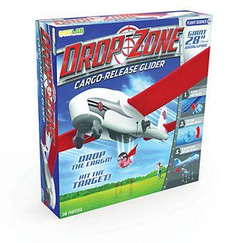 Drop Zone Glider by SmartLab Toys