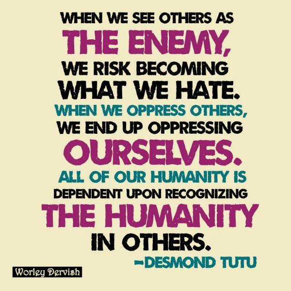 Bishop Desmond Tutu quote