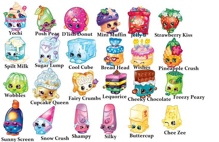 pin shopkins on pinterest - photo #5
