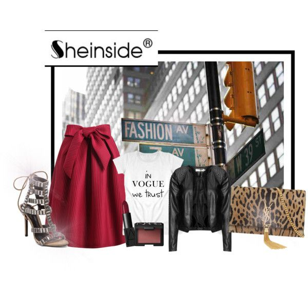 """""""big city life with SheInside."""" by thesunshinecorner on Polyvore"""