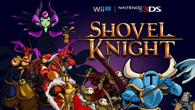 More than 50% of Shovel Knight's revenue came from Nintendo platforms