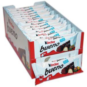 Kinder Bueno Suklaapatukka 30kpl 10€