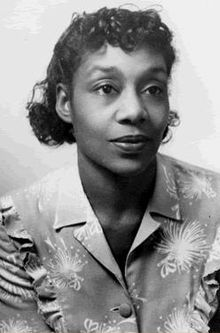 Dorothy West (June 2, 1907 – August 16, 1998) was a novelist and short story writer who was part of the Harlem Renaissance. She is best known for her novel The Living Is Easy, about the life of an upper-class black family.