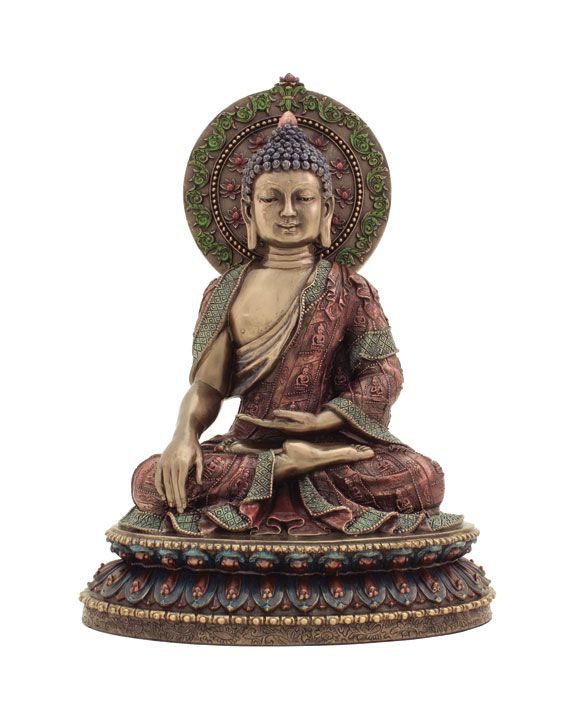 Calling The Earth To Witness The Enlightenment | Buddha Poses and Meanings