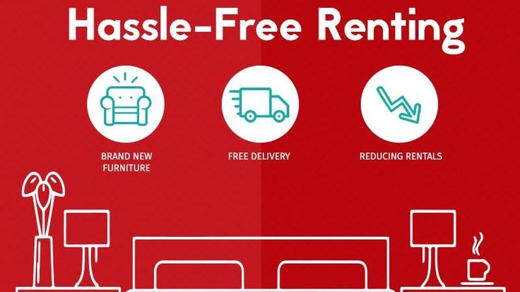 Rentickle is the biggest online shop for those who don't like to buy home furniture and appliances because here you can easily rent furniture online for the best prices.