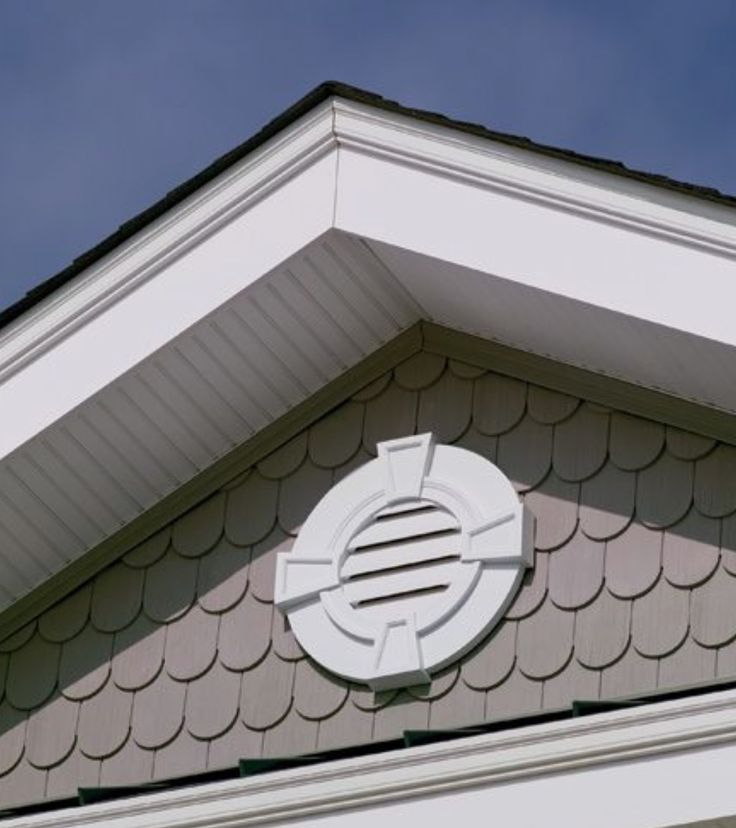 75 Best Images About Trim Soffit Fascia On Pinterest
