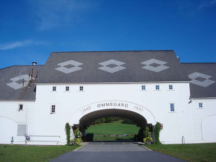 Brewery Ommegang. I went to college in the next town over, which means this here brewery was like a second home to me!