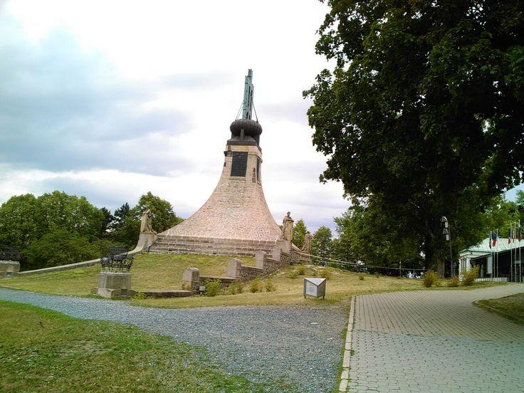 mohyla Bitvy u Slavkova 1805 Rakousko,Rusko,Francie