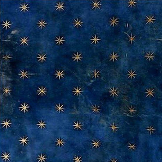 Cappella degli Scrovegni a Padova - cielo stellato di Giotto (1303-1305). http://www.tafter.it ...