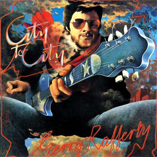 "Gerry Rafferty ""City to city"" 1978"