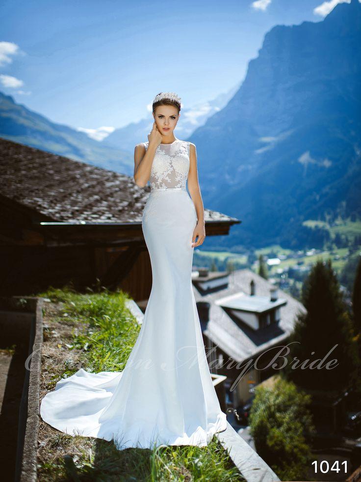 Mary Bride - 1041 (RENDELHETŐ) Kölcsönzési díj: 99.000,- Ft  https://www.europaszalon.hu/menyasszonyi-ruhak-budapest-ruhaszalon
