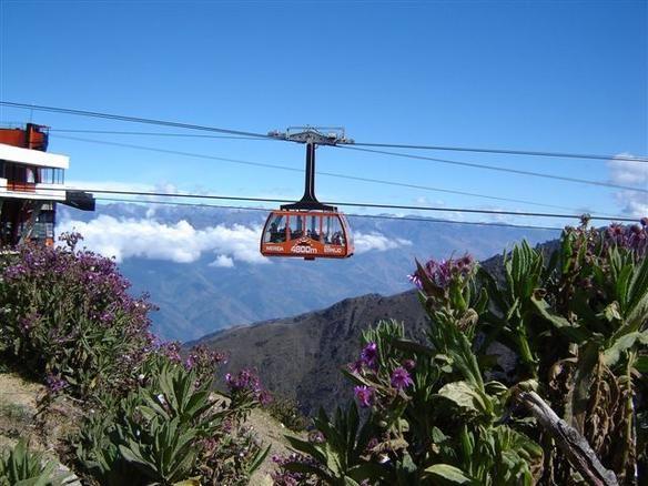 Pico Bolivar, Merida Venezuela