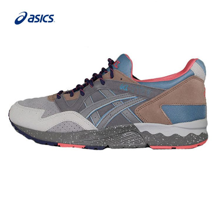 Original ASICS Tiger GEL-LYTE V Men's Stability Running Shoes Breathable Sports Shoes Sneakers Free Shipping